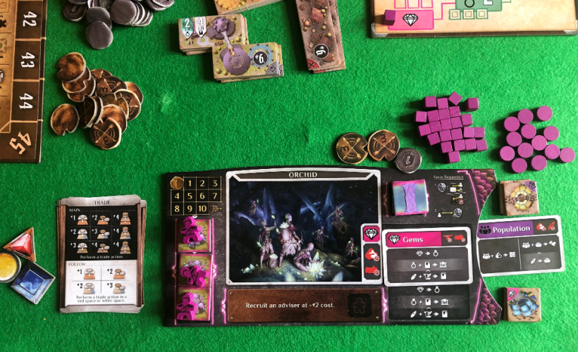 founder of gloomhaven player board