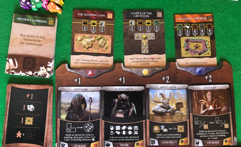 founder of gloomhaven recruit boards