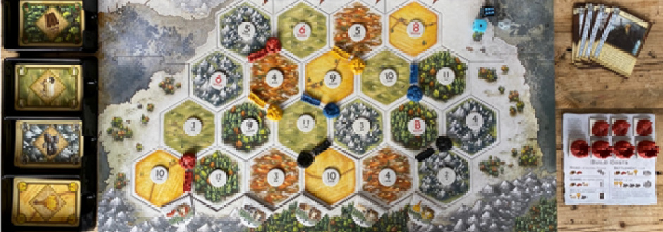 A Game of Thrones Catan: Brotherhood of the Watch Review