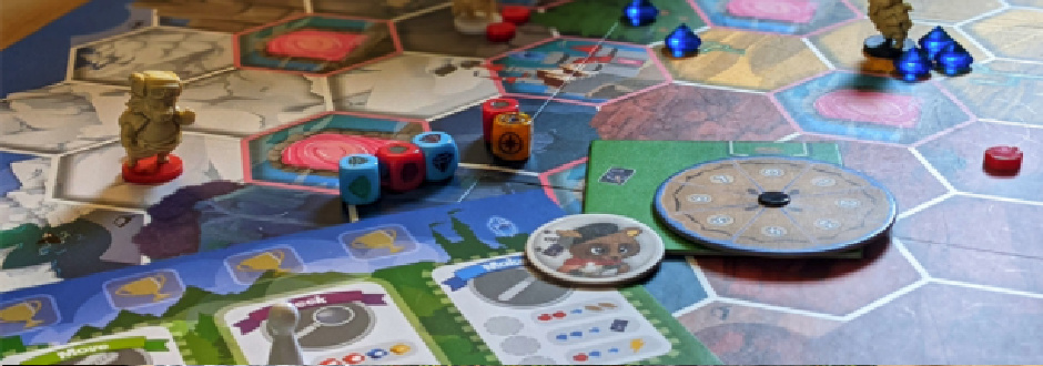 games that level the playing field feature