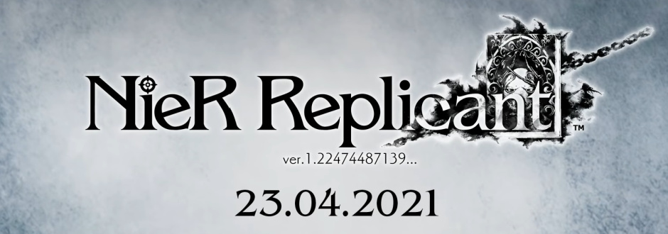 NieR Replicant ver.1.22474487139 Preview