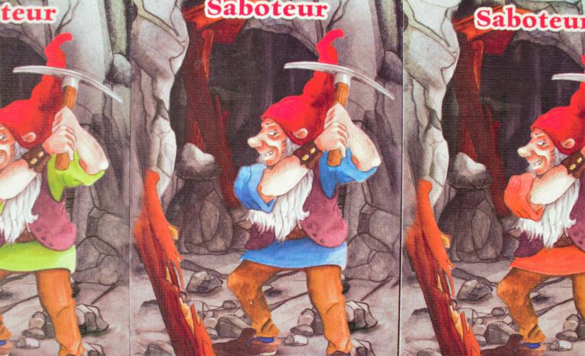 saboteur example