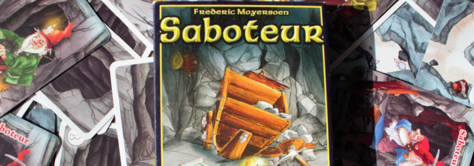 How to Play Saboteur