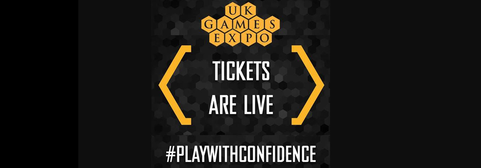 Uk Games Expo Play With Confidence
