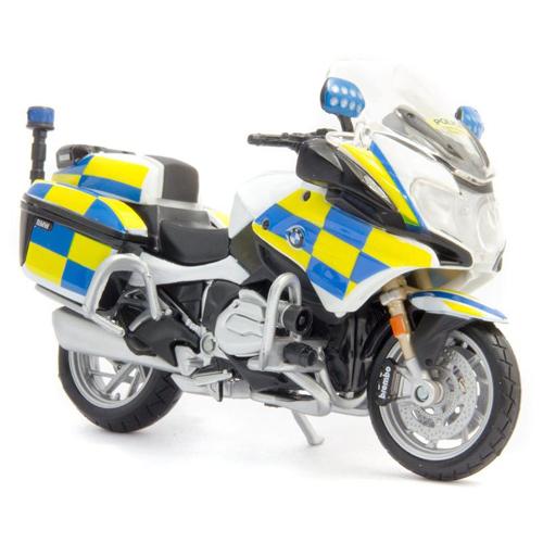 1:18 Motorbike Police Bmw R1200 RT