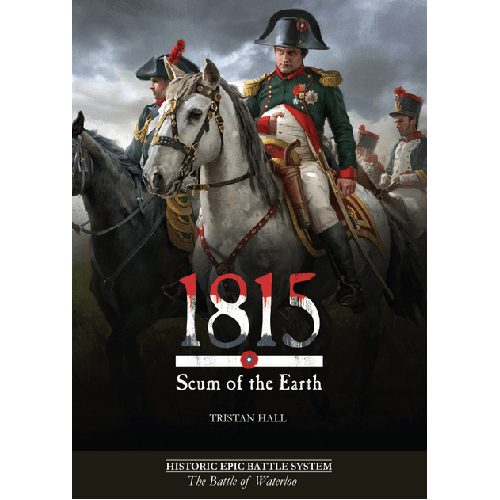1815, Give Me Night: The Battle of Waterloo Card Game Expansion