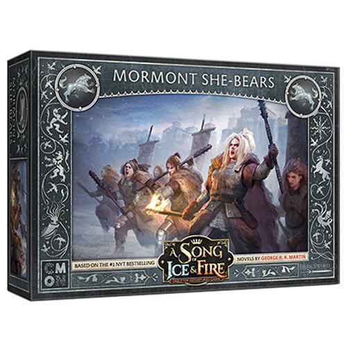 A Song of Ice and Fire: Mormont She-Bears Expansions