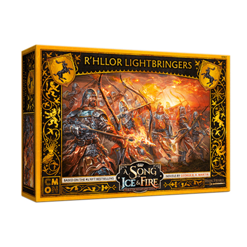 A Song of Ice and Fire: R'hllor Lightbringers Expansion