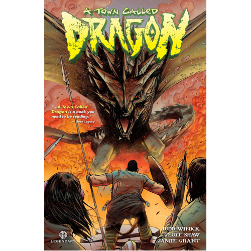 A Town Called Dragon (Paperback)