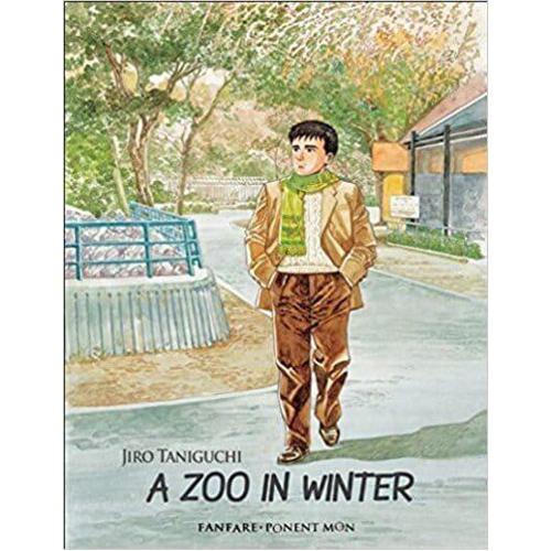 A Zoo in Winter (Hardback)