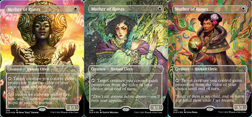 ANTRD Mothers of Runes