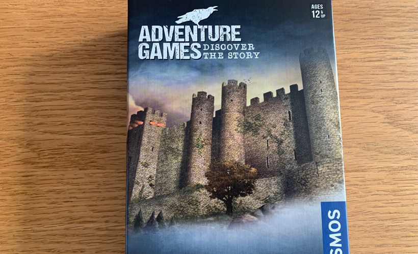 Adventure Games The dungeon box