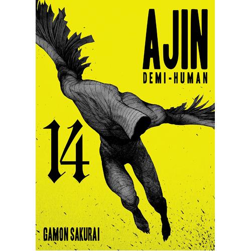 Ajin: Demi-Human Vol. 14 (Paperback)