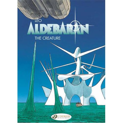 Aldebaran Vol.3: The Creature (Paperback)