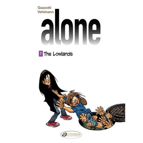 Alone Vol. 7: The Lowlands (Paperback)