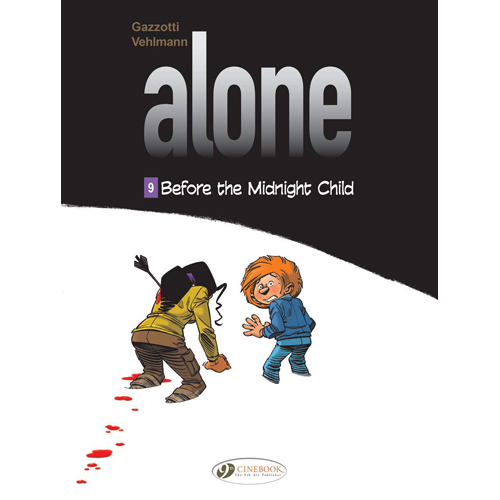 Alone Vol. 9: Before The Midnight Child (Paperback)