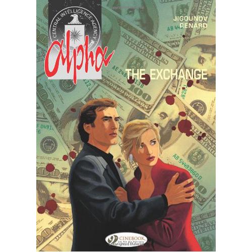 Alpha Vol.1: The Exchange (Paperback)