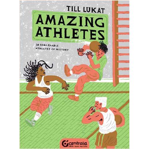 Amazing Athletes (Hardback)