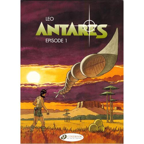 Antares Vol.1: Episode 1 (Paperback)