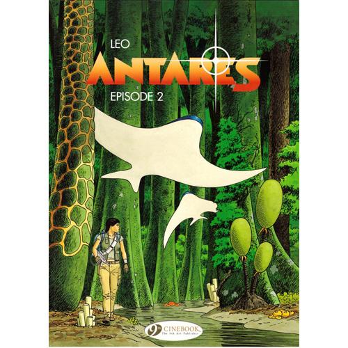 Antares Vol.2: Episode 2 (Paperback)