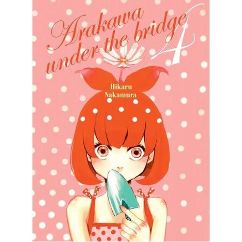 Arakawa Under the Bridge, 4 (Paperback)