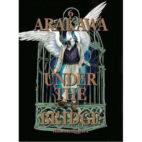 Arakawa Under the Bridge, 6 (Paperback)