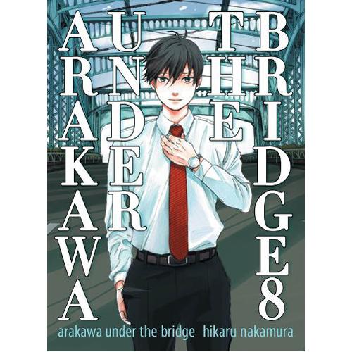 Arakawa Under the Bridge, 8 (Paperback)