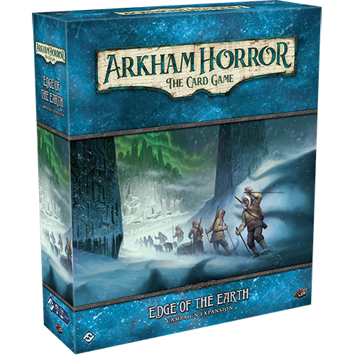 Arkham Horror LCG: Edge of the Earth - Campaign Expansion