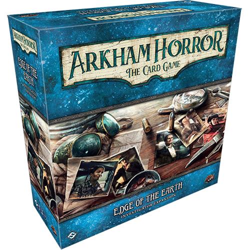 Arkham Horror LCG: Edge of the Earth - Investigators Expansion