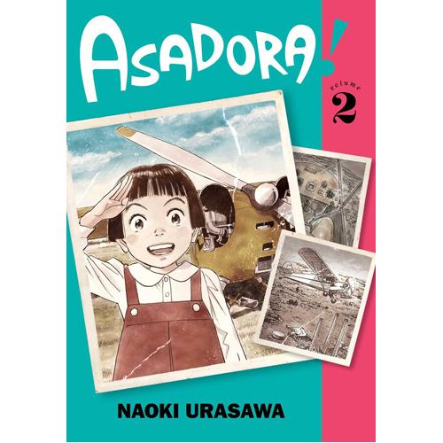 Asadora!, Vol. 2