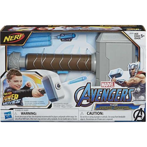 Avengers Power Moves Role Play: Thor Hammer Strike