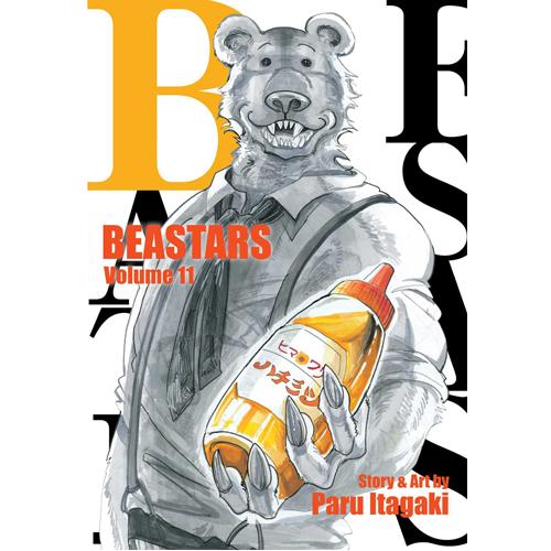 BEASTARS, Vol. 11