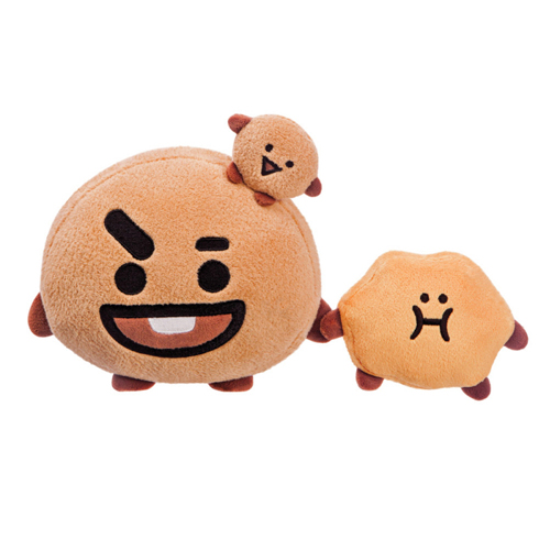 BT21 Shooky 6.5 Inches