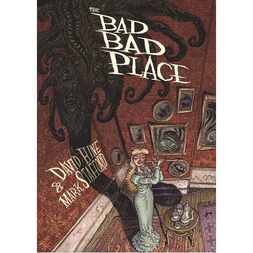 Bad Bad Place, The (Hardback)