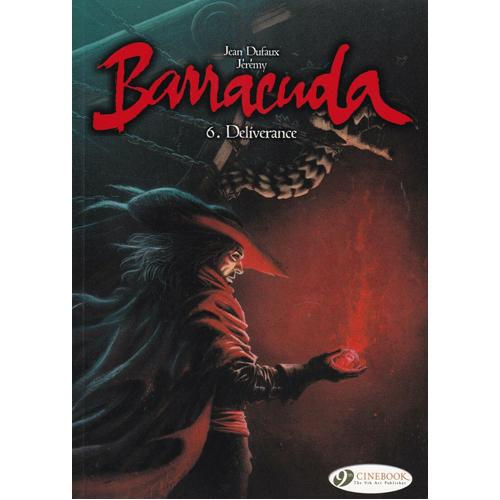 Barracuda Vol. 6: Deliverance (Paperback)