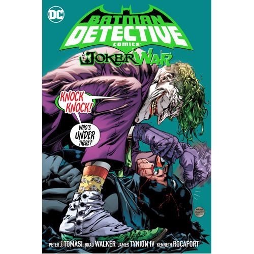 Batman: Detective Comics Vol. 5: The Joker War