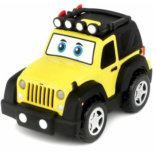 Bburago Junior Jeep Light & Sound
