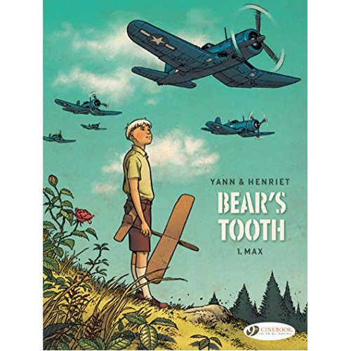 Bear's Tooth Vol. 1 (Paperback)