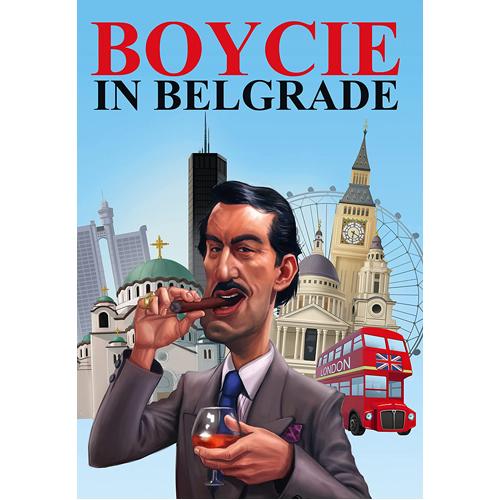 Boycie In Belgrade - DVD