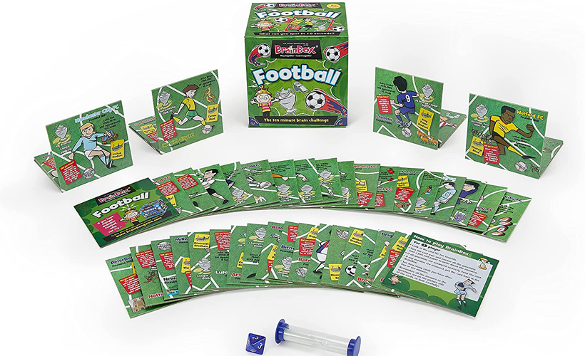 Brainbox Football Components