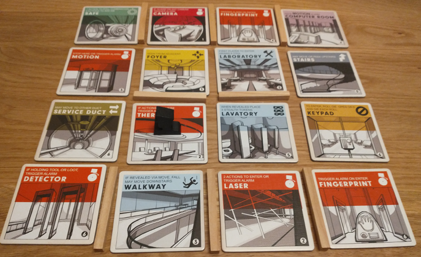 Bugle Bros Board Game Cards
