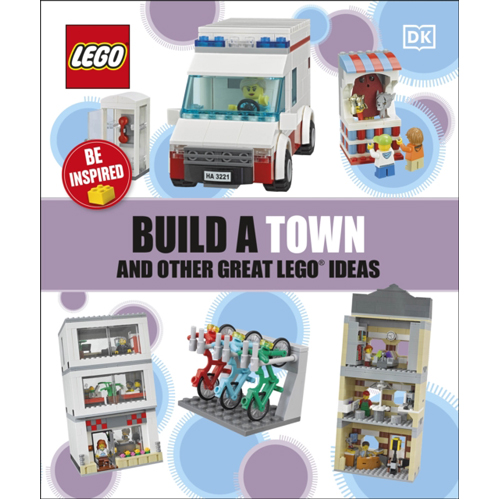 Build A Town And Other Great LEGO Ideas