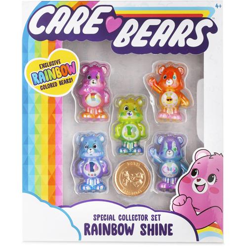Care Bears Metallic Figure Box Set