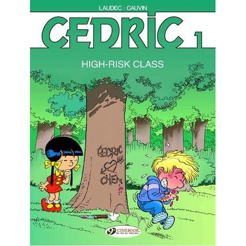 Cedric Vol. 1: High-Risk Class (Paperback)