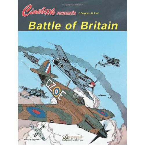 Cinebook Recounts: Battle of Britain (Paperback)