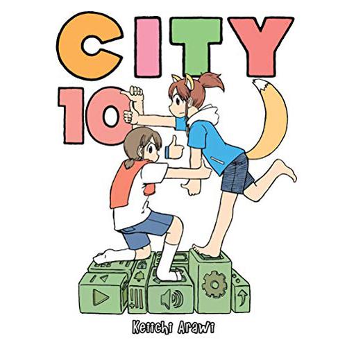 City 10 (Paperback)