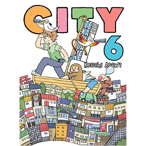 City 6 (Paperback)