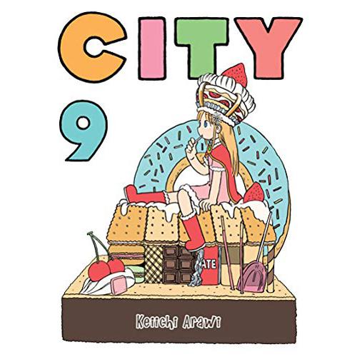 City 9 (Paperback)