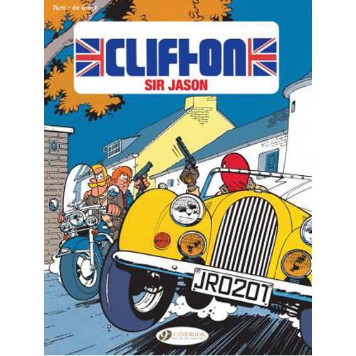 Clifton Vol. 8: Sir Jason (Paperback)