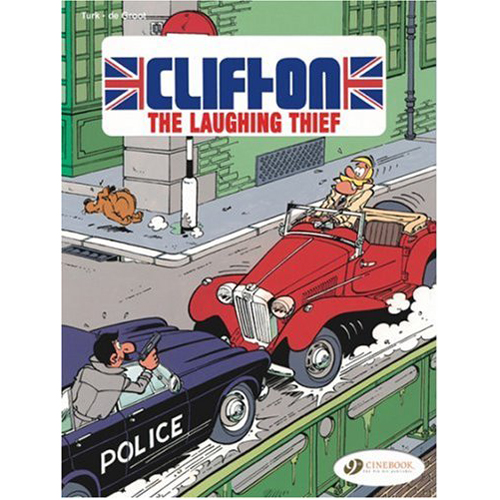 Clifton Vol.2: The Laughing Thief (Paperback)